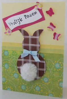 zelf een kaartje maken voor Pasen
