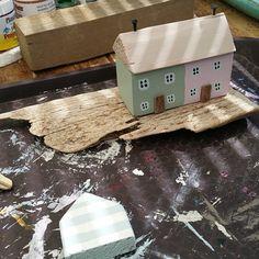 #cottages #drivved #driftwood #handmadewithlove #haylingbeachcomber
