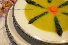 Takie tam pichcenie: Zupa krem ziemniaczano szparagowy