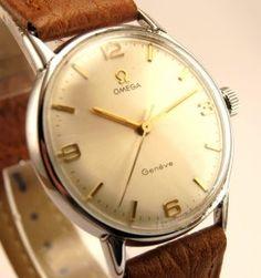 Vintage Omega Seamaster Cal.601