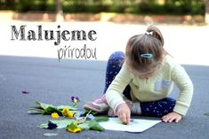 Bez papíru a pastelek – od přírody k přání Activities For Kids, Baby, Infants, Baby Humor, Babies, Infant, Kid Activities, Doll, Babys