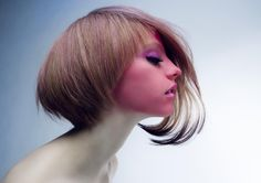 Hair / Kazuya Kurosaki (Diva Hair)  Photo / Munenari Maegawa  Make / su-su
