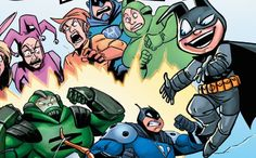 Weird Science DC Comics: Bat-Mite #5 Review and *SPOILERS*