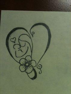 Larkspur Flower Design July Birth Flower Tattoos And Piercing Pinterest July Birth Flowers