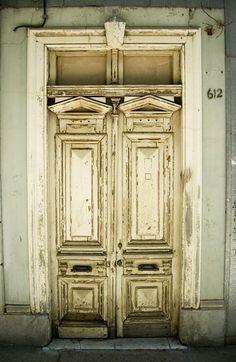 mysterious door...