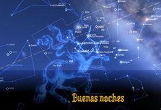 Buenas noches, Sagitario, signo, zodiaco