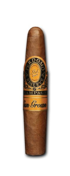 Perdomo Champagne Sun Grown Figurado Cigar                                                                                                                                                                                 More