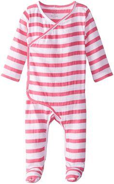 Amazon.com: aden + anais Baby-Girls Newborn Muslin Long-Sleeve Kimono One Piece: Clothing