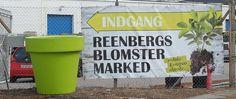 Billig Blomst by Reenberg - måske Europas største plantemarked!