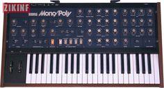 KORG MONOPOLY Analog Synthesizer 1982