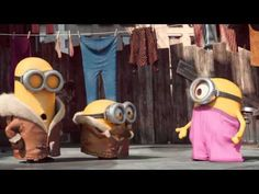 Minions - The Overall Journey - YouTube