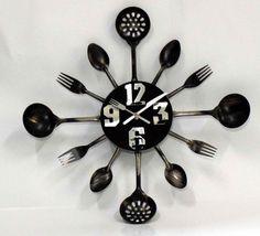 Kitchen Wall Clock Decor Ideas decoration unusual gift unique creative wall clock home decor