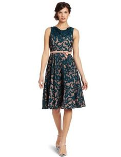 Eva Franco Women's Zena Dress   LOVE this dress so cute and neat for office wear or any kind of event
