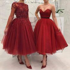 Fashion A-Line Sweetheart/Bateau Burgundy Long Prom Dress · Dressywomen · Online Store Powered by Storenvy,#redpromdress #princessdress #reddress