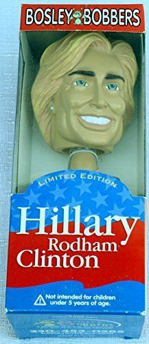 Limited Edition Hillary Rodham Cl...President of the United States Free Shipping #HillaryRodhamClintonbobblehead