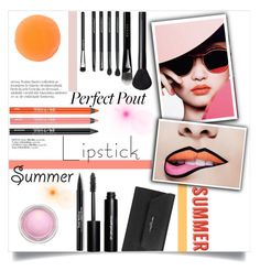 """Summer Lipsticks"" by lifeisworthlivingagain ❤ liked on Polyvore featuring beauty, Lancaster, Urban Decay, Zelens, NARS Cosmetics, Gucci, MAC Cosmetics, Japonesque, Trish McEvoy and Bobbi Brown Cosmetics"
