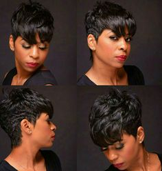 Today we have the most stylish 86 Cute Short Pixie Haircuts. Pixie haircut, of course, offers a lot of options for the hair of the ladies'… Continue Reading → Short Sassy Haircuts, Cute Hairstyles For Short Hair, Weave Hairstyles, School Hairstyles, Straight Hairstyles, Wedding Hairstyles, Medium Hair Styles, Curly Hair Styles, Natural Hair Styles
