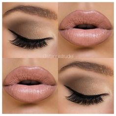 Pinterest ❤ liked on Polyvore featuring beauty products, makeup, lips, eyes, beauty and make