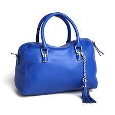 mooie tas in groen of blauw of in combinatie