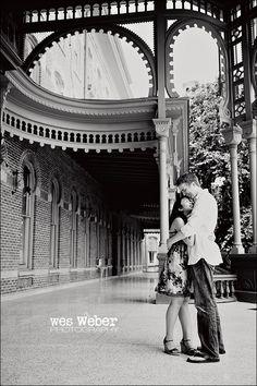 University of Tampa Engagement Session | Destination Wedding Photography Weber Photography Blog
