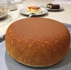Rice Cooker Cheesecake.