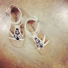 a66a5a39cc5 Mudd® Embellished Gladiator Sandals - Women