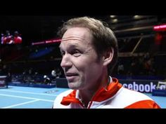 …IPTL 2016: Post-match Interview with Rainer Schuettler  IPTL - International Premier Tennis League    …OUE Singapore Slammers' Rainer Schuettler feels good to perform in his home leg and more. #IPTL2016 #BreakTheCode.