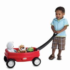 Lil' Wagon for $26.99 #littletikes  For Rayshaun