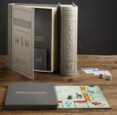 Monopoly versión vintage | La Guarida Geek