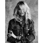 Candice Swanepoel's Bare Beauty By Sante D'Orazio Rocks My Town Magazine