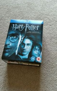 #Harry #potter #collection - years 1-7 blu-ray 11 disc box set ,  View more on the LINK: http://www.zeppy.io/product/gb/2/172269422467/