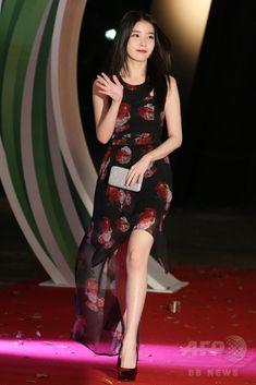 韓国・ソウル(Seoul)で開催された「2014年メロンミュージックアワード(MelOn Music Awards)」に臨む、歌手のIU(アイユー、2014年11月13日撮影)。(c)STARNEWS ▼19Nov2014AFP|K-POPの祭典、2014年メロンミュージックアワード授賞式開催 http://www.afpbb.com/articles/-/3031763 #IU #아이유 #Lee_Ji_eun