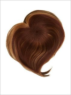 """""""Completrio Top Closure"""" - 8"""" Clip-In Human Hairpiece"""