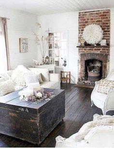 Stunning Farmhouse Style Decoration And Interior Design Ideas 44 #interiordecorstylesfarmhouse