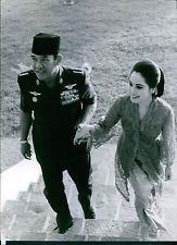 Dewi et sukarno