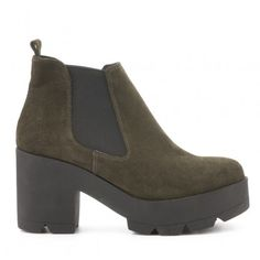 Botín Tacón track piel CREEKS Latest Shoe Trends, Minimal Chic, Shoes, Fashion, Footprint, Fur, Winter, Women, Strong