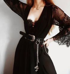 Gothic Outfits, Edgy Outfits, Fashion Outfits, Alternative Outfits, Alternative Fashion, Dark Fashion, Gothic Fashion, Gothic Chic, Witchy Outfit