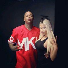 YG & Nicki Minaj