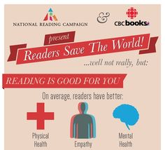 Infographic: Why Reading Is Good For You - MOGUL