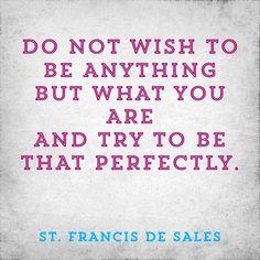 78 best images about Quotes: St. Francis de Sales on Pinterest