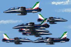 Frecce Tricolori_Bellaria Air Show 2016