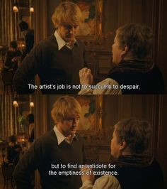 love this quote from Midnight in Paris