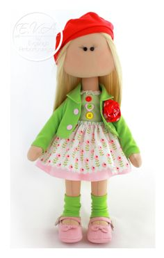 """aaaawwww...this doll is so cute!....and i love all her """"candy colored"""" outfit!..."""