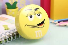 8000mAh 3D cute cartoon M style power bank  for iPhone 6 5 4S Samsung android phone charger