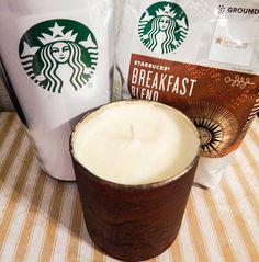 Starbucks Coffee Soy Wax Candle