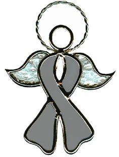 Brain Cancer Angel, tattoo idea