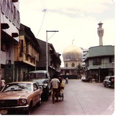 Do you know what some famous Manila landmarks used to look like? Take this quiz and you'll be surprised! Retro Pi, Nostalgia, Cultural Studies, Manila Philippines, Pinoy, Old Photos, Taj Mahal, Street View, History