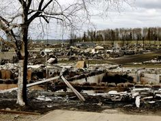 Fort McMurray fire damage not 'act of God': Insurance Bureau of Canada