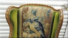 francia barokk fotel