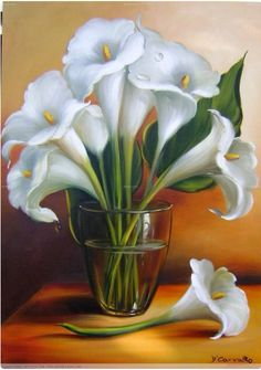 You too can be an artist when you paint with Diamonds! Every kit gives you a chance to create a work of art you can be proud of. This diamond painting kit Calla Lillies, Calla Lily, China Painting, Diy Painting, Art Floral, Mexican Art, Beautiful Paintings, Watercolor Flowers, Art Pictures